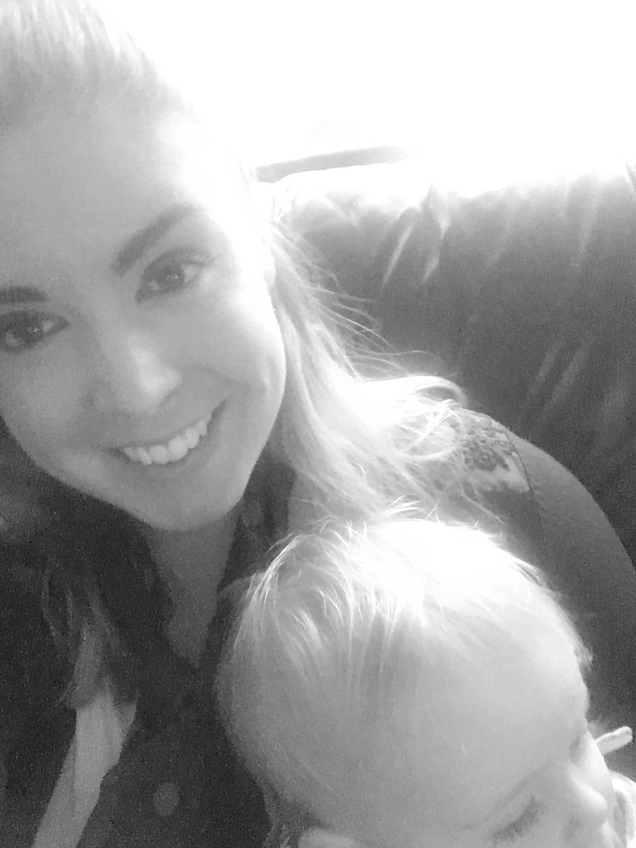 Best part of my day - cuddles with my little girl. 💛