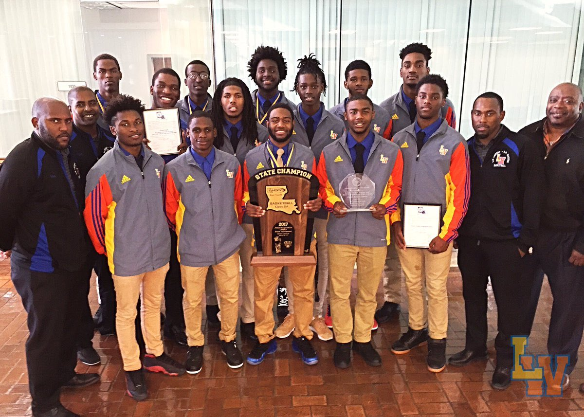 The 2017 squad made history in Louisiana becoming the lowest seed to win a State title! Now that's having perseverance through the Marathon! <br>http://pic.twitter.com/0m3YIwEAOc