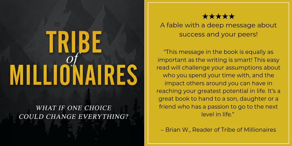 David Osborn On Twitter Tribe Of Millionaires Is Transforming Lives And Unlocking New Found Abundance For People Right Now Order Your Free Copy Here Https T Co 968kije4uu Https T Co Tnbgccgwcl
