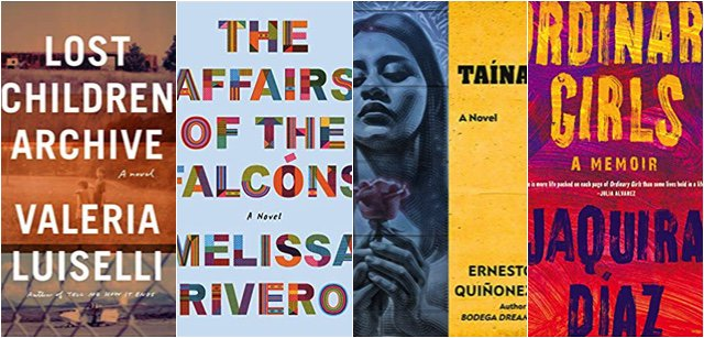 9 new books by Latinx writers to pick up right now, and other lit lists from around the web: ow.ly/JgtD50wh66E