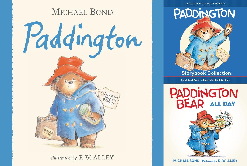 PADDINGTON BEAR illustrator R.W. Alley is heading your way, #ProvidenceRI readers! Join him on 9/29 for an illustration demonstration at @Boscovs new Providence location — followed by a signing! Details here: ow.ly/DATP50wiaOP