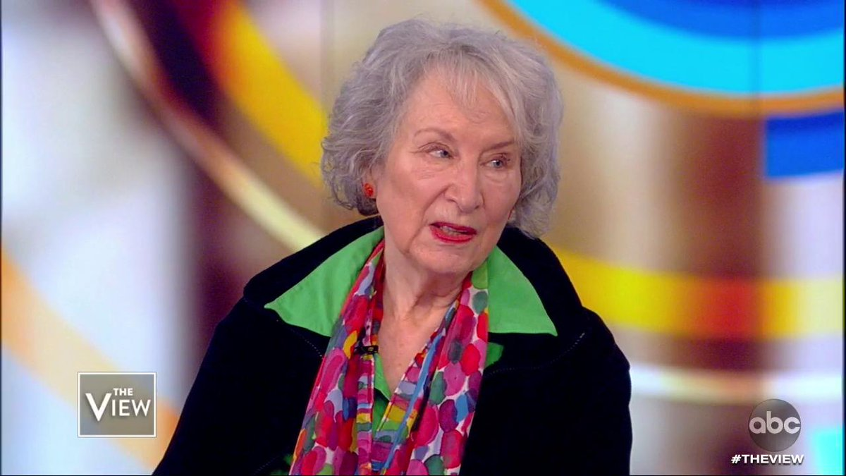 What takes place in Margaret Atwood's #HandmaidsTale was all inspired by real-life events — she tells us from where. abcn.ws/2RiH3wd
