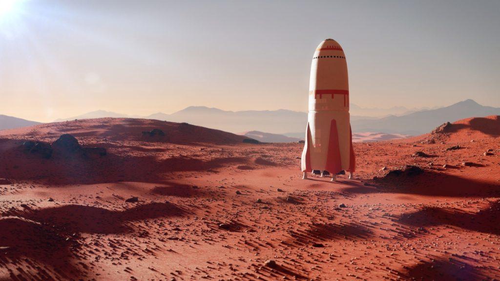 La NASA confirma que es posible crear cemento en el espacio.
