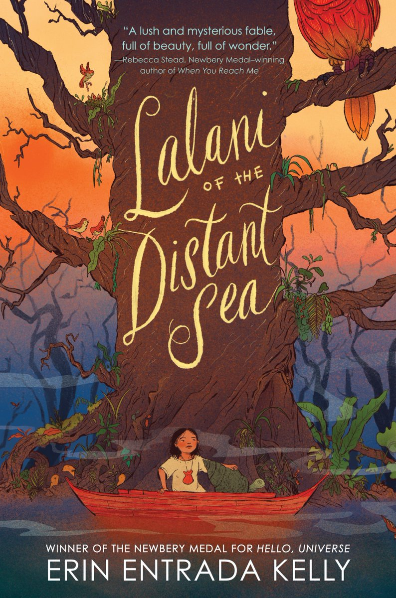 Immerse yourself in a faraway adventure with LALANI OF THE DISTANT SEA by @erinentrada! Enter our @goodreads #giveaway for a chance to win a copy! ow.ly/OieS50vMDPC