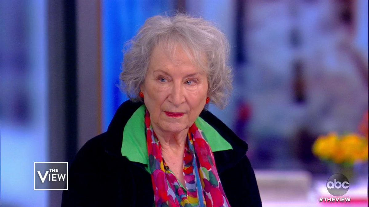 #HandmaidsTale author Margaret Atwood discusses the impact of the series @HandmaidsOnHulu. abcn.ws/2RiH3wd