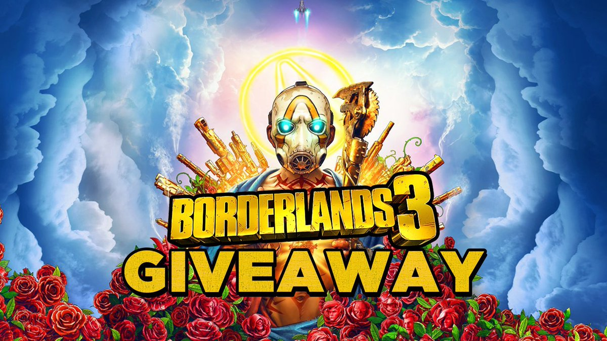 #FridayFeeling #FreebieFriday #FreeCodeFriday #FreeCodeFridayContest #Borderlands #GIVEAWAY! #WIN 1 of 2 codes for #Borderlands3 on Xbox One or PS4! To Enter 1. Follow @DavesSweeps 2. RT this tweet 3. Reply with your choice & I want to win #DavesSweeps 2 winners drawn on 9/27