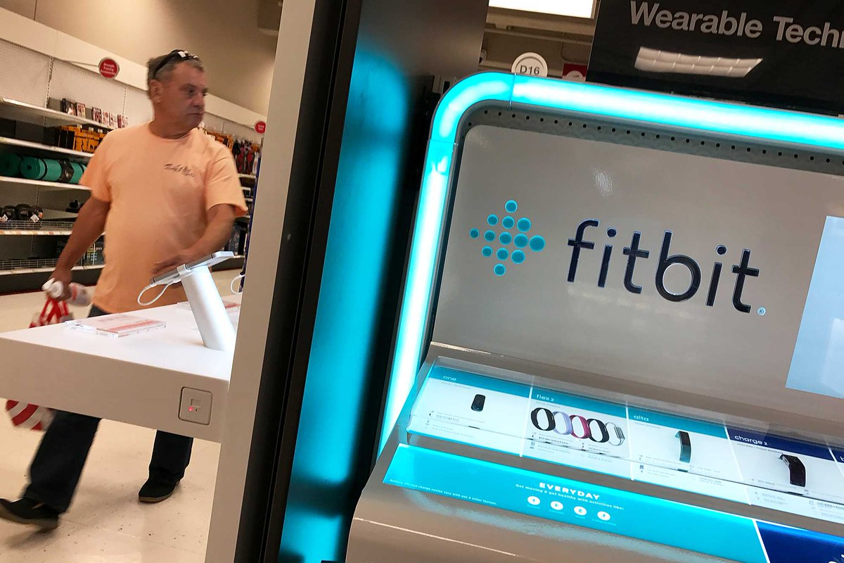 Fitbit stock rises sharply after reports that it has hired investment bank Qatalyst Partners to explore - Top Tweets Photo