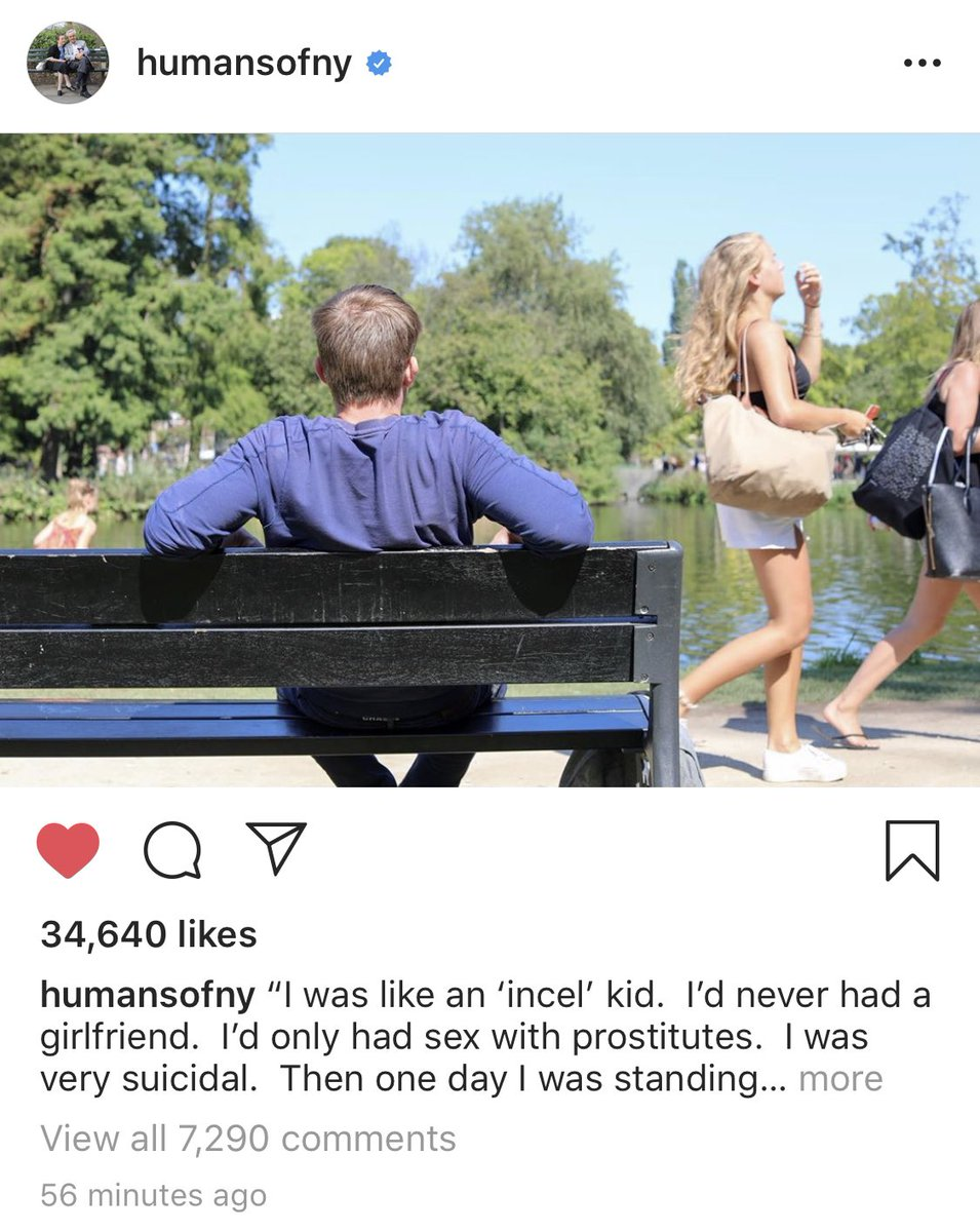 I just saw this post on humansofny and, wow.