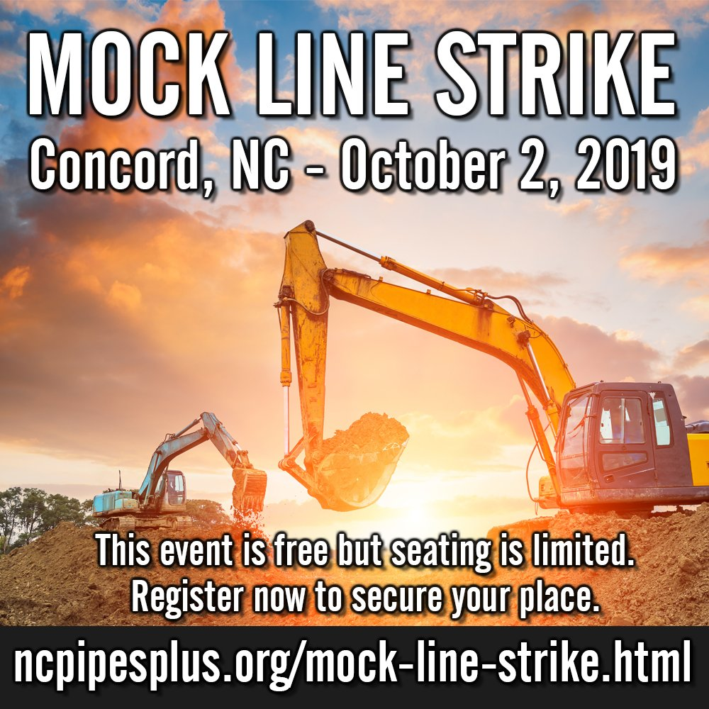 Only 11 days until our Mock Line Strike. Have you registered yet? Don't wait, go to…