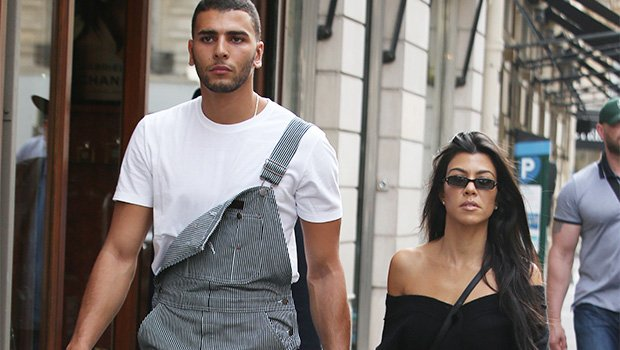 Kourtney Kardashian, 40, & Younes Bendjima, 26, Spotted Holding Hands 1 Year After Split — Pics - Top Tweets Photo