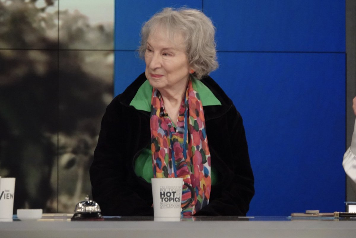 Miss today's show? Catch up on #HotTopics and our conversation with @MargaretAtwood 👇 LISTEN: apple.co/2wZbjQm WATCH: bit.ly/2JAuRjl READ: abcn.ws/30f0jPi