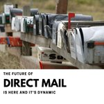 Image for the Tweet beginning: Think you know Direct Mail?