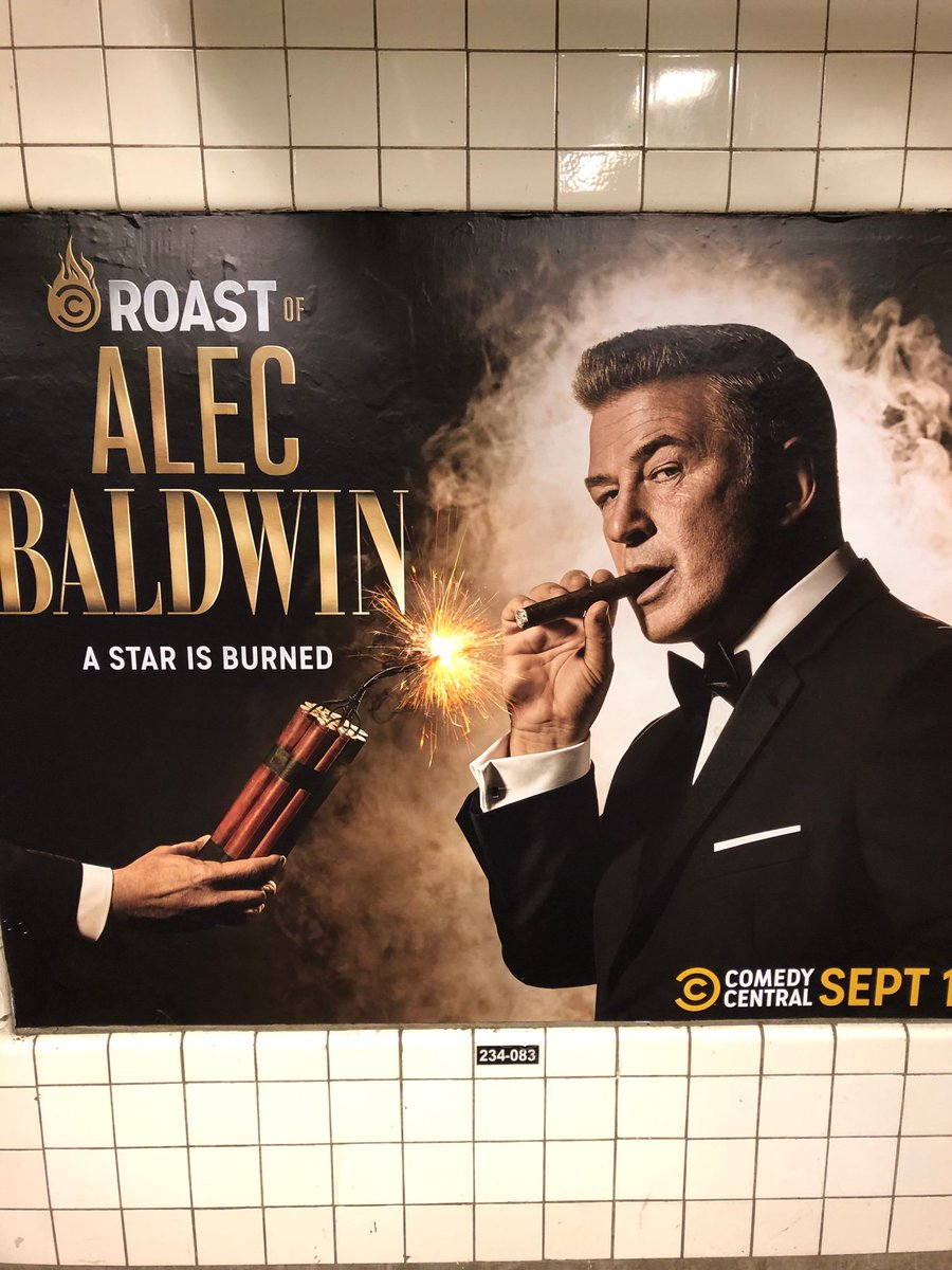 Not sure Alec Baldwin is getting the raw end of this deal...