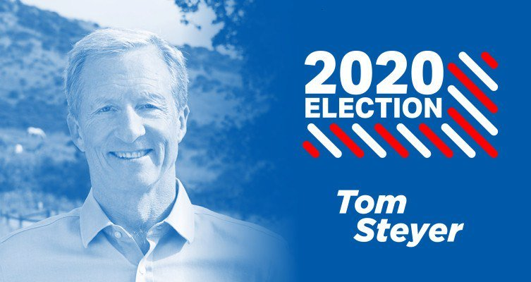 Ten questions for 2020 presidential candidate Tom Steyer - Top Tweets Photo