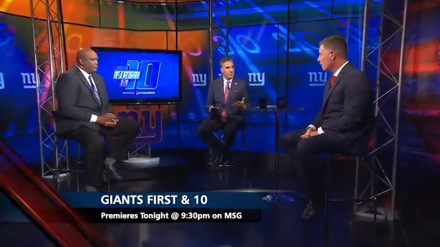 New York Giants @Giants