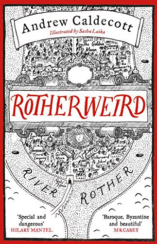 #FridayReads ROTHERWEIRD by Andrew Caldecott <br>http://pic.twitter.com/XwT8BkhIJP