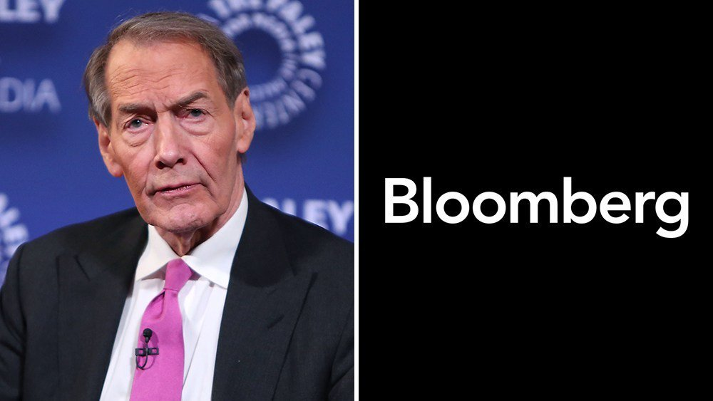 Charlie Rose (again) and Bloomberg hit with sexual harassment lawsuits - Top Tweets Photo