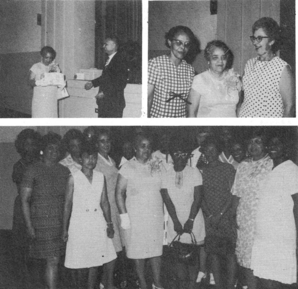 #Remembering Dorothy Vaughan on her birthday! Vaughan became the first black NACA supervisor in 1949. An expert FORTRAN programmer, she stayed with NASA for 28 years. Her legacy as a programmer, a leader, and an advocate inspires us to this day. [Photo: 1971 Retirement Party]