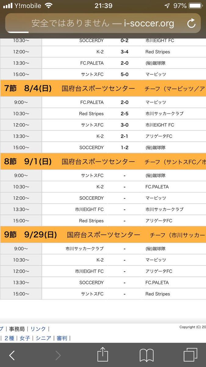 """kazutame on Twitter: """"ウィキペディアで Jリーグ加盟を目指すクラブ ..."""