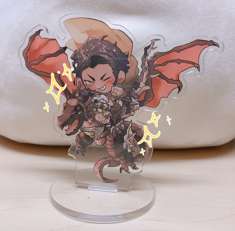 giveaway of my last claude standee!!   DETAILS: - follow this account (new follows welcome!) - rt this tweet - no giveaway accounts - must have dms open - giveaway ends 9/27 at 11:59 CST - free shipping for INTL or domestic (USA)  good luck!! #ClaudeVonRiegan #FE3Houses<br>http://pic.twitter.com/XRXdZ7f1Cg