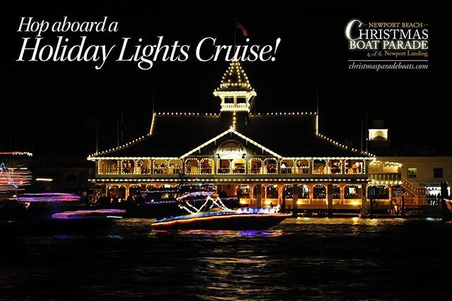 Newport Beach Christmas Lights Cruise.Newport Boat Parade Newportparade Twitter