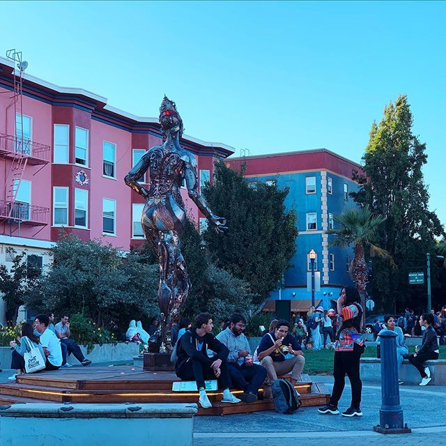 If only SF weather was always like this. #sf #hayesvalley #endofsummer  https:// ift.tt/2Od4Zy5    <br>http://pic.twitter.com/OoQnZaOjtc