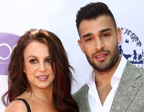 Britney Spears Makes Rare Red Carpet Appearance With Boyfriend, Sam Asghari - Top Tweets Photo
