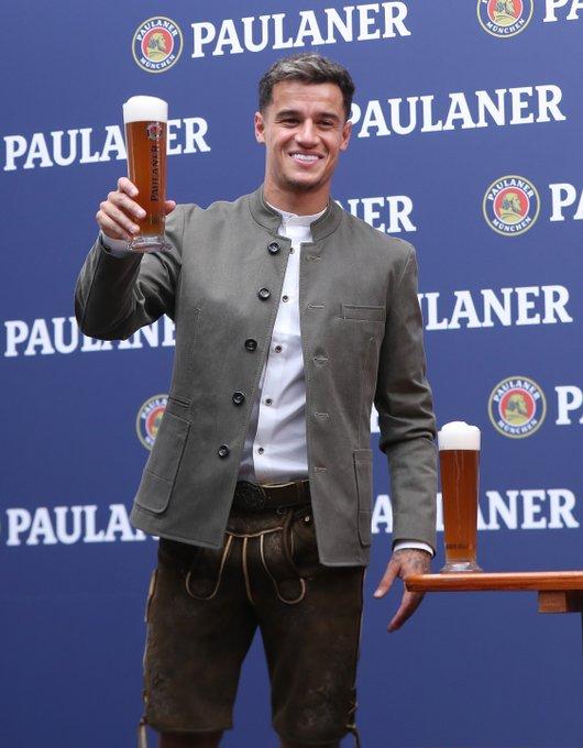 В Мюнхене открылся Октоберфест-2019. Не обошлось и без игроков Баварии - изображение 3