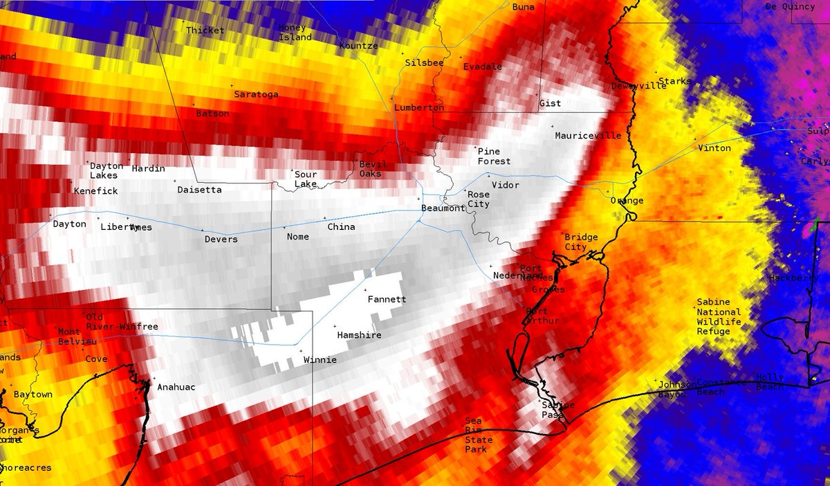 Imelda's immense rain is now 7 times more likely than just 30 years ago