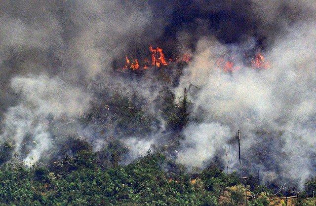 Bolsonaro prorroga por mais 30 dias uso de militares no combate a queimadas na Amazôniahttps://glo.bo/2Obh0nB #G1
