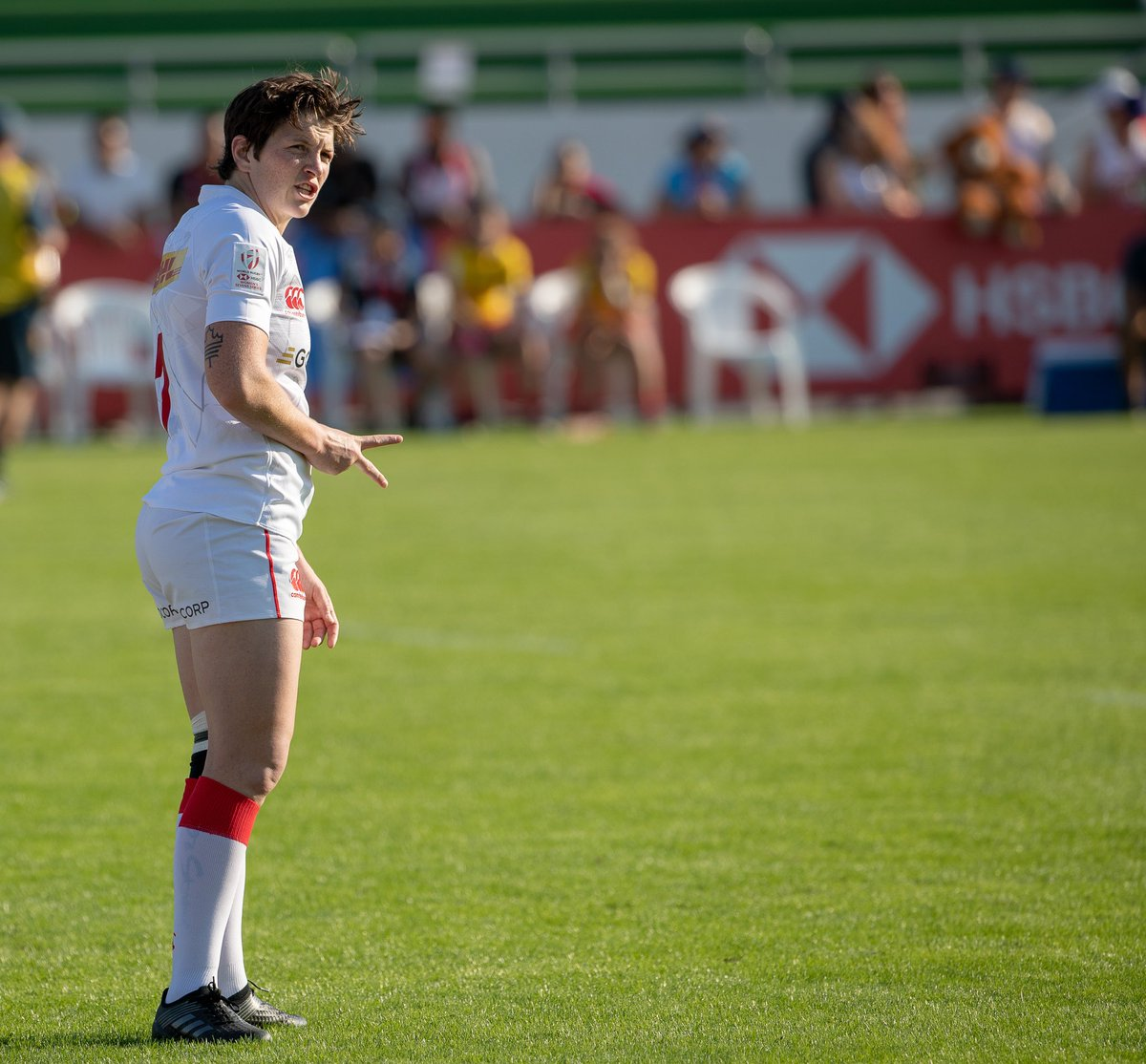 ✌️ weeks until the start of the #HSBC @WorldRugby7s series! Our Womens 7s will kickoff their #Olympic year at the #Glendale7s against 🇦🇺, 🇪🇸, and 🇫🇯 in Pool C 🏉🍁 #RugbyCA #RC7s