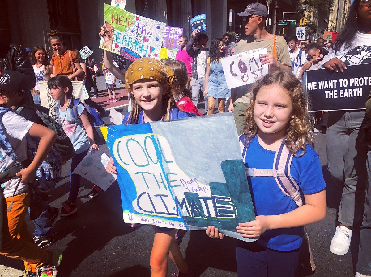 #ClimateStrike #GoalsProject