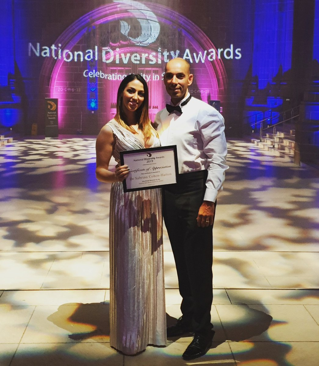 Its been a magical evening here at the @ndawards. It was so humbling to be shortlisted, and huge congratulations to @jossycare for being recognised for the amazing work you do. Ive heard so many inspiring stories and leave here tremendously uplifted 🔥🔥🔥