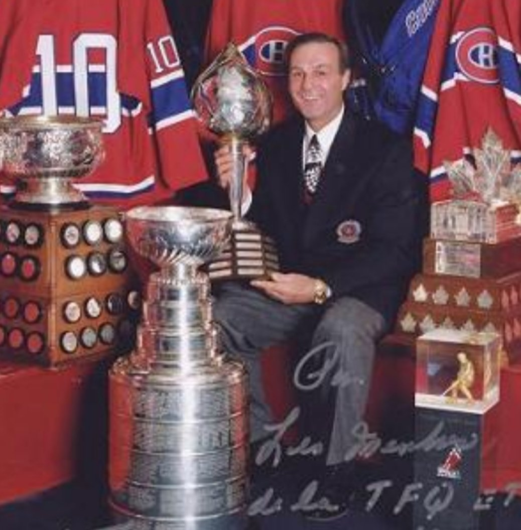 A #Happybirthday to Le Demon Blond Guy Lafleur. 5 time #stanleycup champion and a member of the @HockeyHallFame @nhl @CanadiensMTL @NYRangers #quebecnordiques