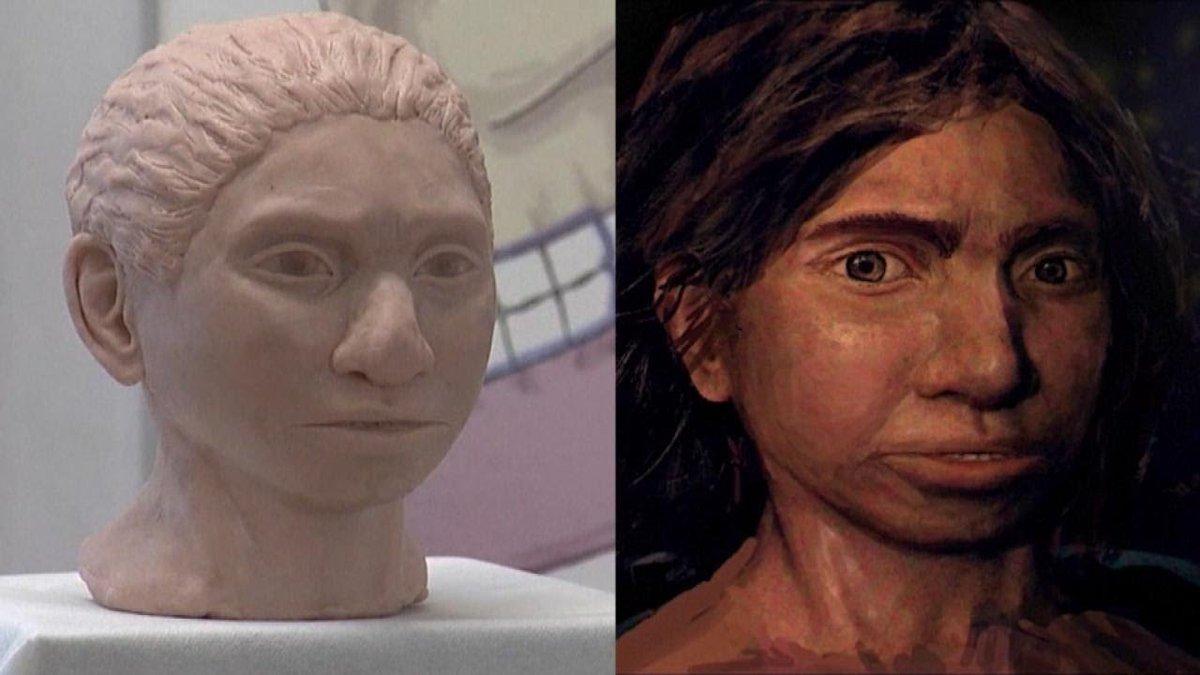 What Did Ancient Teens Look Like? - Top Tweets Photo