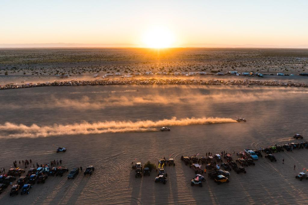 We're going to #CampRZR. Join us in Glamis with @PolarisRZR for high-octane thrills, including 3 exclusive shows from @NitroCircus. Register for the show and a shot at the Grand Prize Giveaway. bit.ly/2knnh35 #LiveWideOpen #RZR #BuiltOnBFG