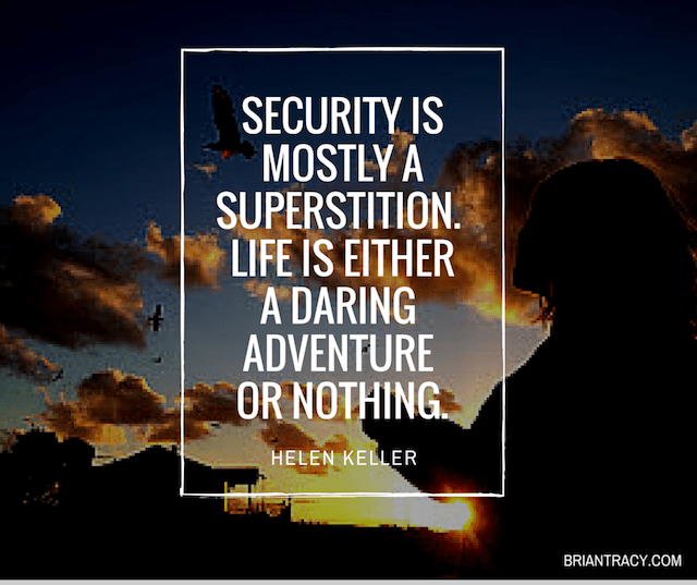 """Security Is Mostly A Superstition. Life Is Either A Daring Adventure Or Nothing."" – Life Quote By Helen KellerHelen Keller is the author of this thought-provoking quote about life. KODI AGT : https://www.youtube.com/watch?v=dhjrnEeGRRw … #KODILEE #AGT #USA #GodBlessyou"