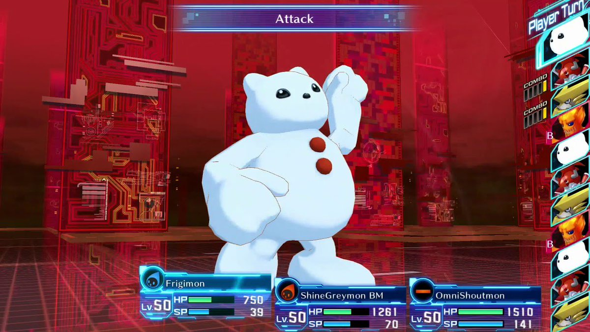 Bandai Namco has posted a new trailer for Digimon Story Cyber Sleuth: Complete Edition, showcasing combat: rpgsite.net/news/9021-digi…
