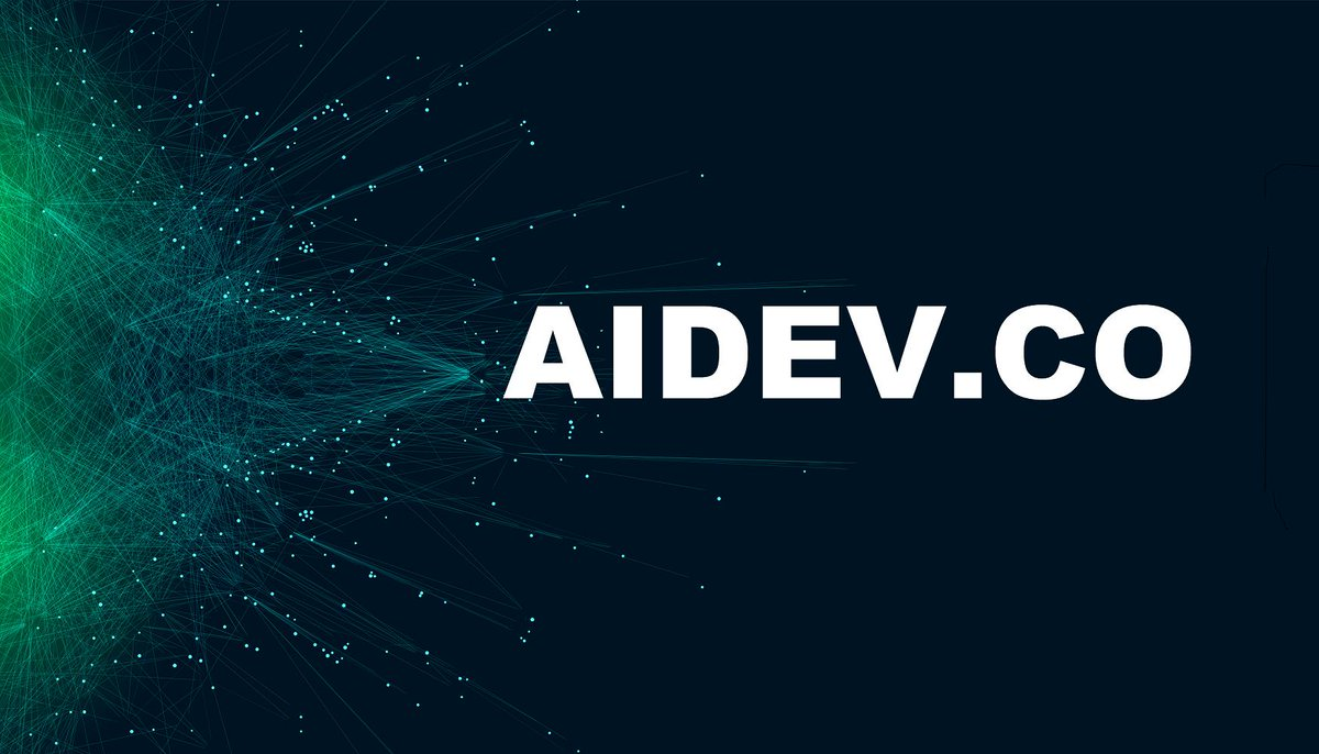 http://AIDEV.CO  is available for offers#ArtificialIntelligence #Development #Company #AIDEV #ai #dev #developments #devops #developers #developer #domain #domains #domainforsale