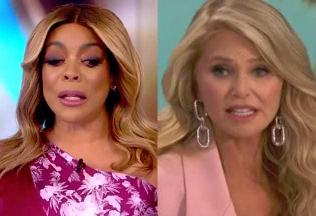 Christie Brinkley responds to Wendy Williams claim shes faking injuries - Top Tweets Photo
