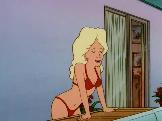 Nancy gribble and peggy hill want try catfight