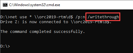 Wrote a new blog post on SMB write-through behaviors and controlling your data durability. Please do not read it while on the train or you will miss your stop because you fell asleep.    https:// techcommunity.microsoft.com/t5/Storage-at- Microsoft/Controlling-write-through-behaviors-in-SMB/ba-p/868341  … <br>http://pic.twitter.com/IQG7e2dvOB