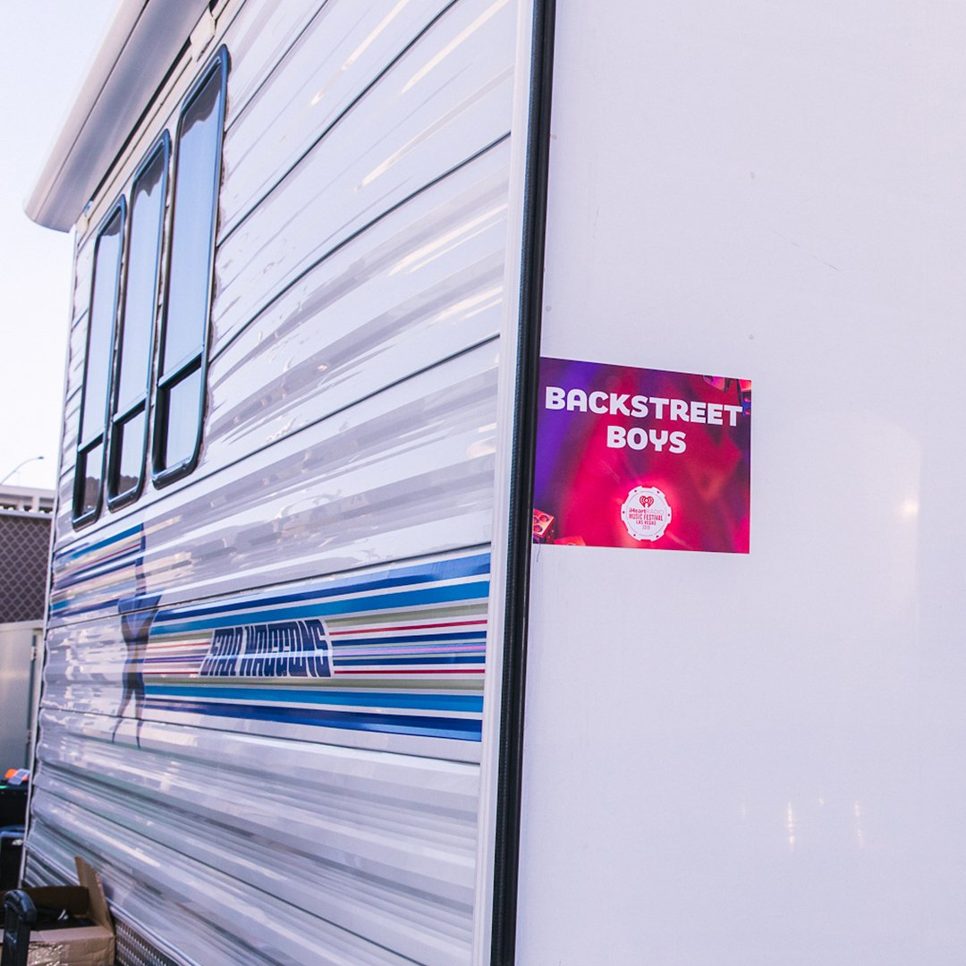 Whose #iHeartFestival2019 dressing room would you rather hang out in: @backstreetboys or @OfficialMonstaX?!  <br>http://pic.twitter.com/ZGrTTV8QAC