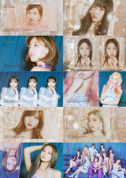 [TRANS]  Details of all new songs in TWICE's album 'Feel Special' (title track + 5 new bsides)      http:// naver.me/GNnJyGV1     #TWICE #FeelSpecial @JYPETWICE <br>http://pic.twitter.com/KplXwAh2we