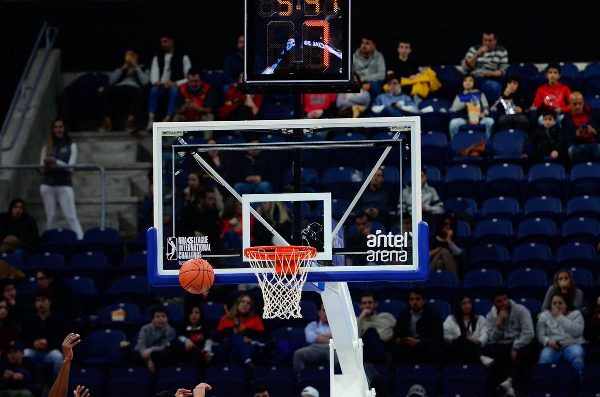 END 1Q#NBAGLeague Elite Team, 28Uruguay Elite Team, 16LIVE STATS: https://bit.ly/2msTQxm