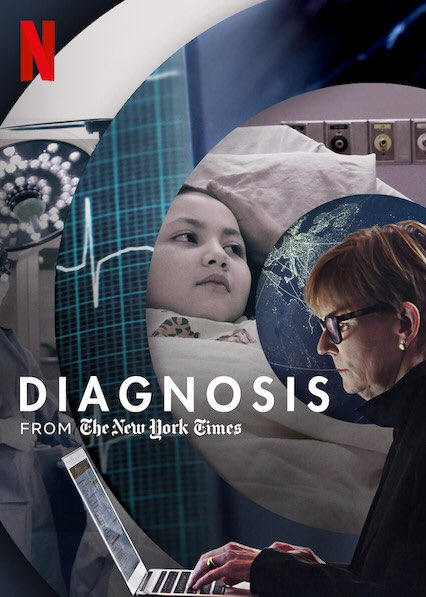 """The Netflix show """"Diagnosis"""" is amazing! Check it out! @LisaSandersmd @netflix @nytimes"""