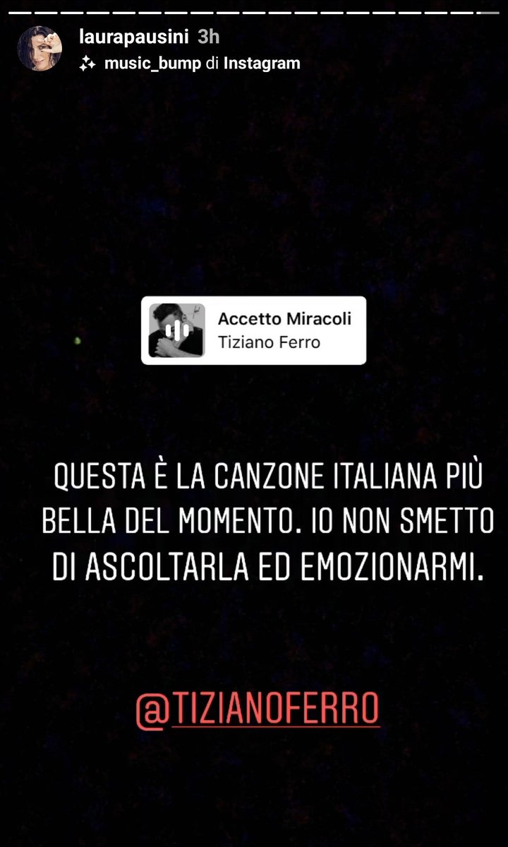 #AccettoMiracoli