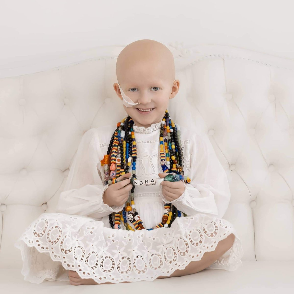 Please help us save Nora!We need to get to Texas for a clinical trial - her last chance for a cure! If you can donate or share her givealittle page that would be amazing #ChildhoodCancer #hepatoblastoma #joinnorasarmy givealittle.co.nz/cause/join-nor…