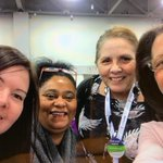 Image for the Tweet beginning: Another @RootsTechConf selfie! Don't forget