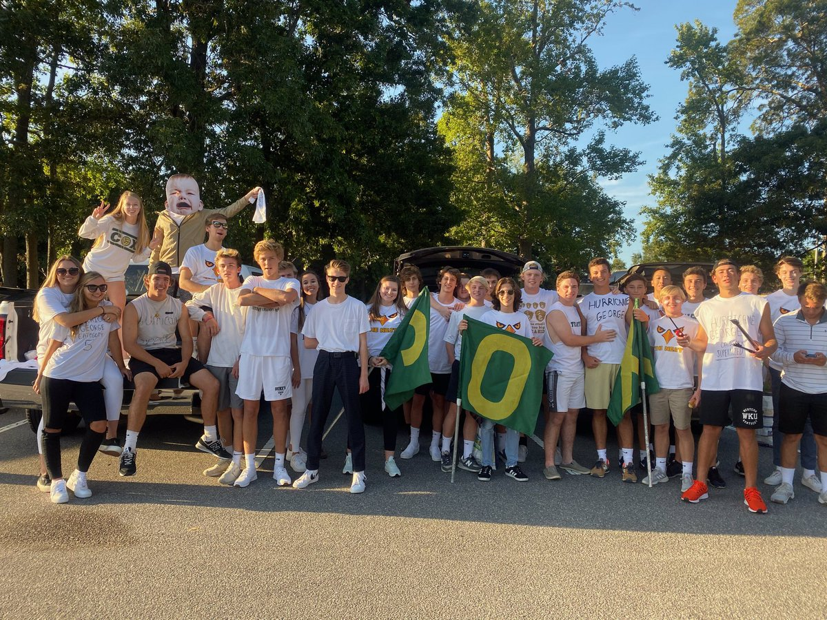 S/o to everyone who came to the tailgate